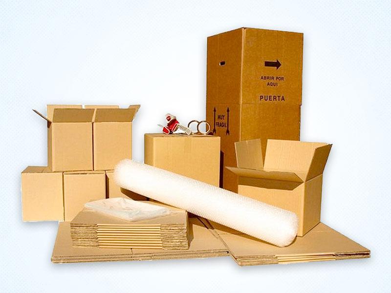 Embalajes, soluciones de proteccion y embalaje de mercancía