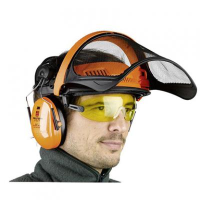 Protección facial y cabeza